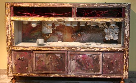 la pittura - 2005 claudio arezzo di trifiletti