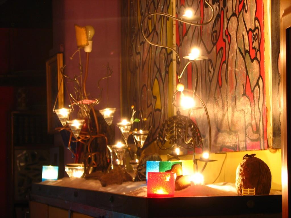 """installattion art 2011 """"claudio arezzo di trifiletti"""""""