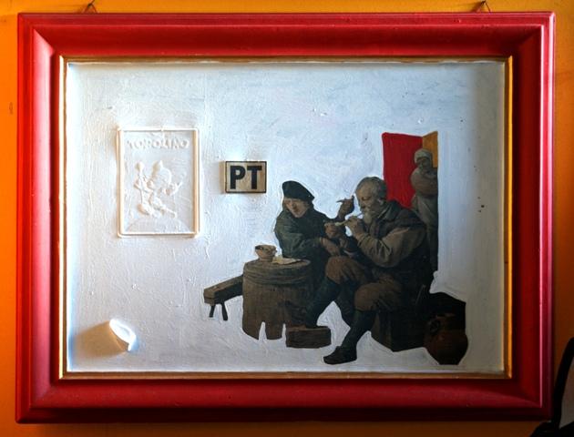 arte contraffatta - trifiletti 2012