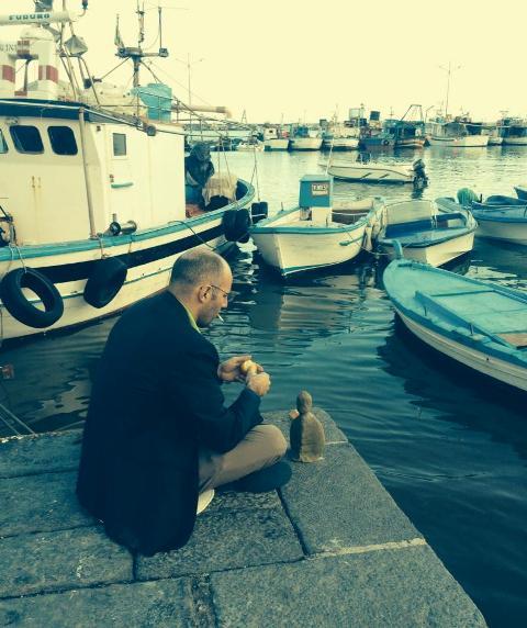 """pescatori di uomini """"fishers of men"""""""