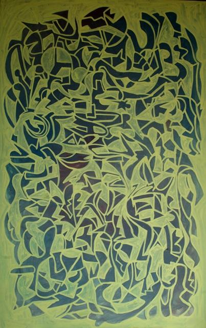 pittura impronte Milano