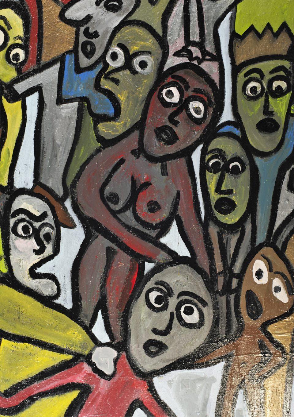 Il mio studio era su strada, difronte risiedeva l'Opera delle Sorelle di Calcutta