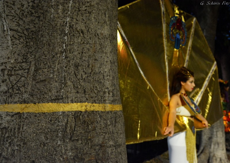 arte e moda al servizio della natura - Cleopatra