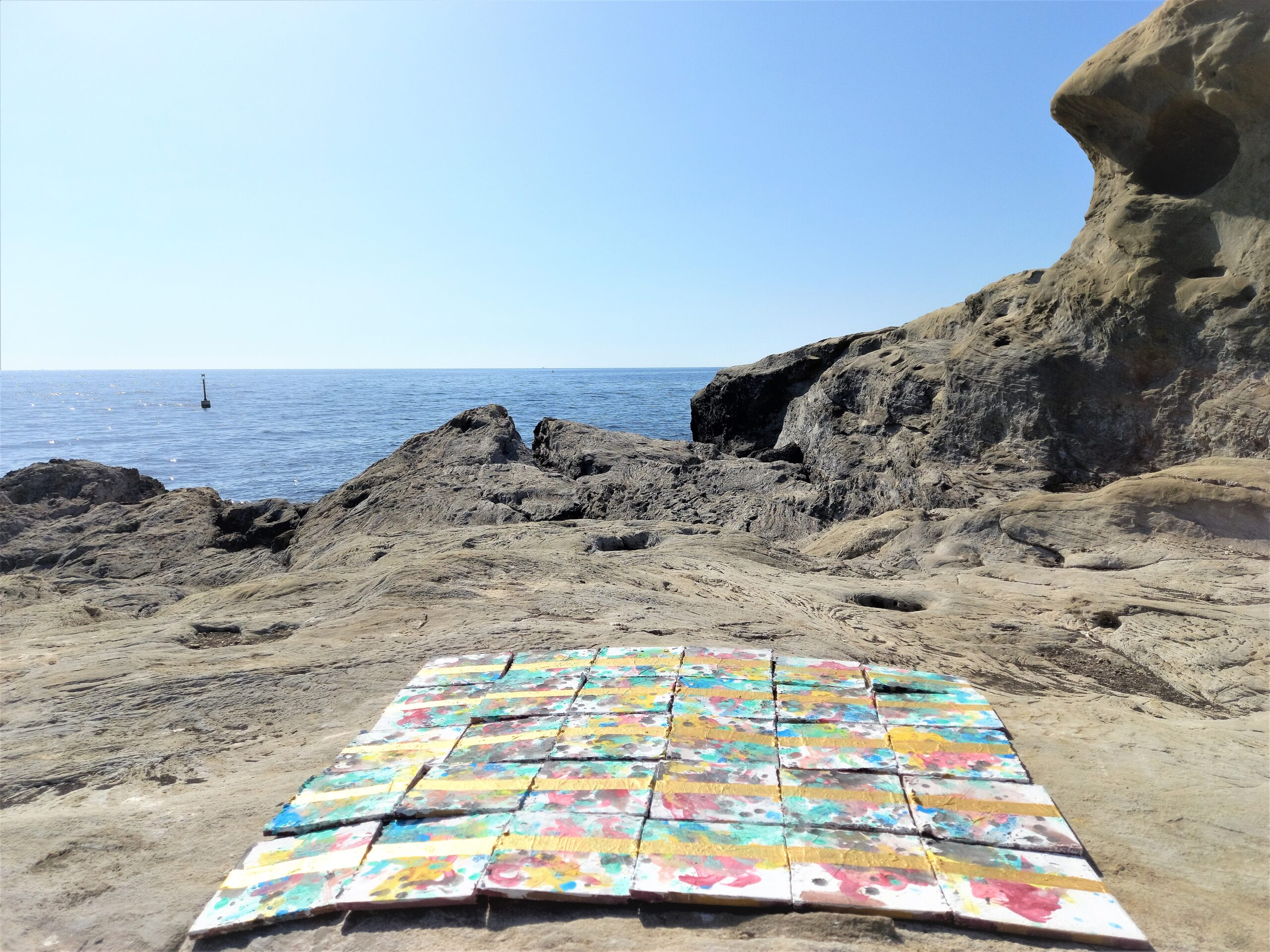respiro viscerale isola lachea mediterranean artist